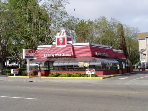 Kentucky Fried Chicken (KFC), 2424 Encinal Ave., Alameda, California May 2003