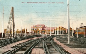 Key Route Ferry Terminal Berkeley California 1697