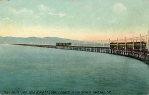 Key Route Pier, Longest in the World, Oakland, Cal.