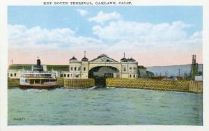 Key Route Terminal, Oakland, Calif.
