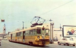 Key System, Oakland, California 1954