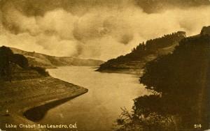 Lake Chabot, San Leandro, Cal.