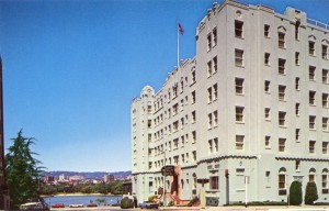 Lake Merritt Hotel, 1800 Madison St., Oakland, California