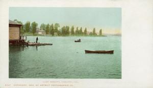 Lake Merritt, Oakland, Cal., 1902