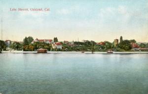 Lake Merritt, Oakland, Cal.