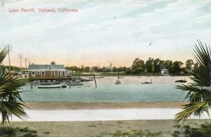 Lake Merritt, Oakland, California