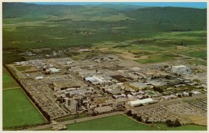 Lawrence Radiation Laboratory, near Livermore, California