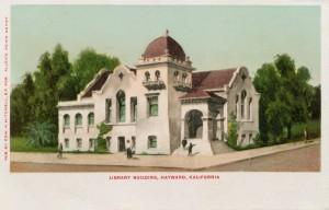 Library Building, Hayward, California