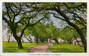 Lincoln Park, Alameda, California.