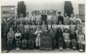 Lincoln School, Alameda, California, 1942, High Third, Miss Smith's Class
