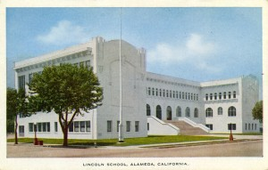 Lincoln School, Alameda, California.