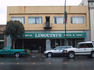Linguinis Pizza and Brew, 1508 Park St., Alameda, California