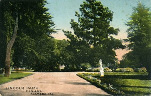 Linoln Park, Hight St., Alameda, California