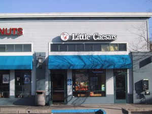 Little Cesars Pizza, 660 Central Ave., Alameda, California