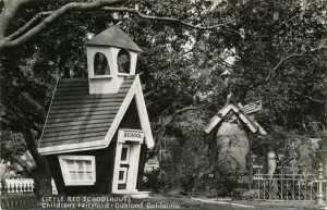 Little Red Schoolhouse, Children's Fairyland, Oakland, California
