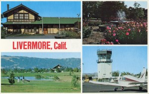 Livermore, California, mailed 1986