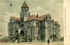 Longfellow School, Alameda, California