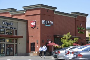 MOD Pizza, 2308 S. Shore Center, Alameda, California, May 13, 2018