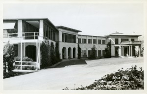 Main Building, Arroyo Sanitarium, Livermore, California