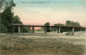 Main St. Bridge, Pleasanton, California