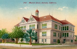 Mastick School, Alameda, California.