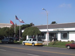 McDonald's Restaurant, 2239 Shoreline Dr., Alameda, California