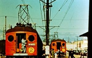 Melrose Station, Oakland, California 1940