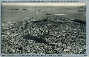 Metropolitan Oakland Area mailled 1947