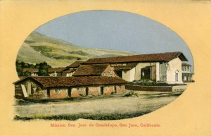 Mission San Jose De Guadalupe, Fremont, California