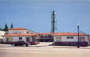 Motel Silva, 1510-12 University Ave., Berkeley, California