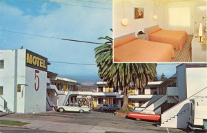 Motel 5, 55 MacArthur Blvd., Oakland, California
