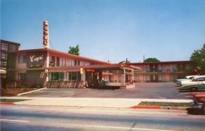Capri Motel, 772 W. MacArthur Blvd., Oakalnd, California