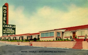 Motel Charlo, 14810 Foothill Boulevard on U. S. 50