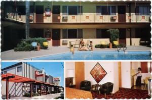 Nimitz Motel, 555 Lewelling Blvd., San Leandro, California