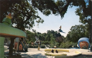 Mother Goose, Children's Fairyland, Oakland, California