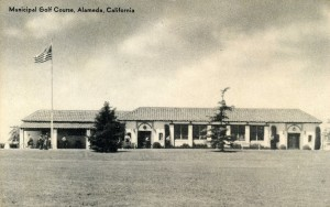 Municipal Golf Course, Alameda, California