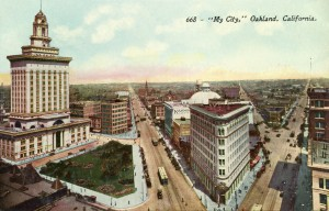 """My City,"" Oakland, California"