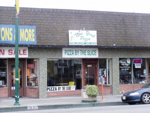New York Pizza, 1528 Park St., Alameda, California May 2003