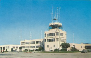 Operations Tower, Naval Air Station, Alameda, California