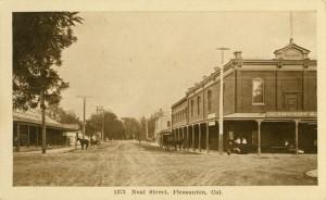 Neal Street, Pleasanton, Cal.