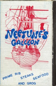 Neptune's Galleon, Alameda, California