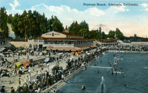 Neptune Beach, Alameda, California