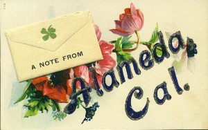 A Note From Alameda, Cal.