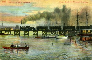 Oakland Bridge, Oakland
