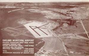 Oakland Municipal Airport, Present and Future Operations, Oakland, California