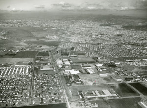 Oakland and San Leandro area, December 1950