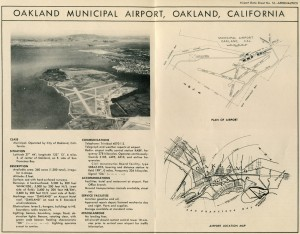 Oakland Airport, 1941