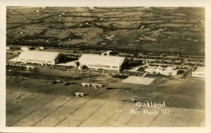 Oakland Airport, Oakland, California