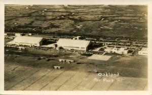 Oakland Airport, Oakland, California