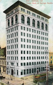 Union Bank of Savings Building, Oakland, Cal.
